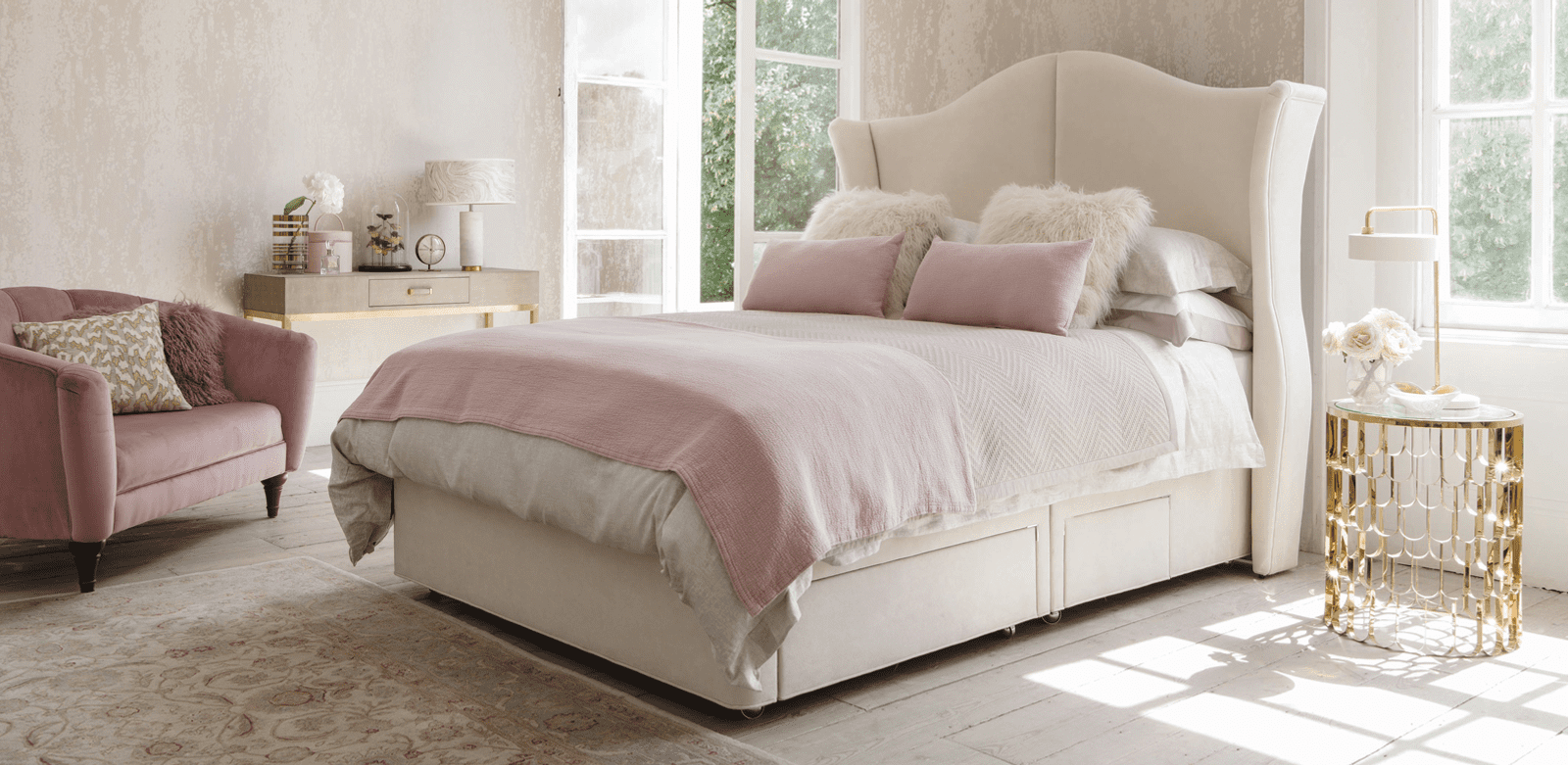 Natural Comfort Willow Sublime Hypnos Beds