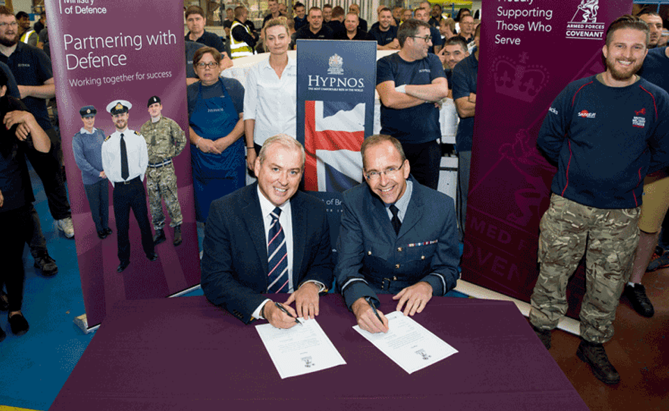 Armed forces covenant news banner