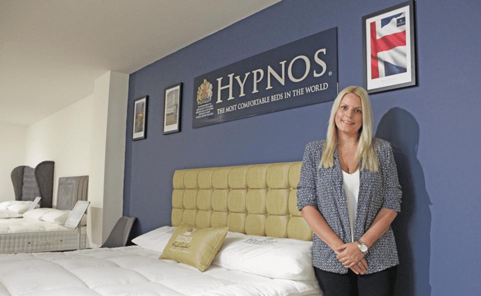 Hypnos Holly Danbury Showroom Manager 780x